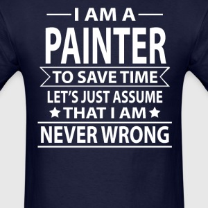 Painter - Men's T-Shirt