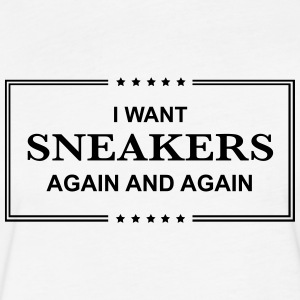 I'm sneakerhead T-Shirt - Fitted Cotton/Poly T-Shirt by Next Level