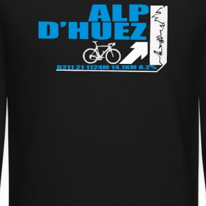 Tour De France Alp D'Huez Cycling - Crewneck Sweatshirt