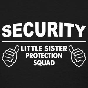 Brother - Little Sister Protection Squad T-Shirts - Women's T-Shirt