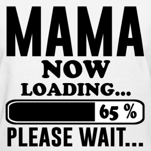 MAMA NOW 1.png T-Shirts - Women's T-Shirt
