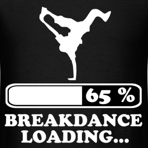 LOADING DANCE 7892.png T-Shirts - Men's T-Shirt