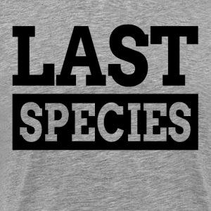 LAST SPECIES T-Shirts - Men's Premium T-Shirt