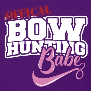Official Bowhunting Babe T-Shirts - Women's T-Shirt
