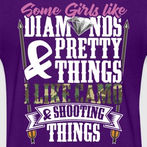 Bowhunting - Some Girls Bowhuntress T-Shirts - Women's T-Shirt