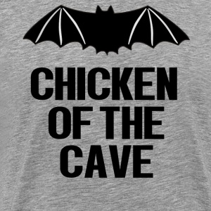 Anchorman - Chicken Of The Cave T-Shirts - Men's Premium T-Shirt