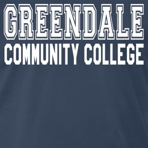 Greendale Community College T-Shirts - Men's Premium T-Shirt