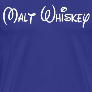Malt Whiskey T-Shirts - Men's Premium T-Shirt