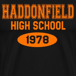 Haddonfield High School - Halloween T-Shirts - Men's Premium T-Shirt