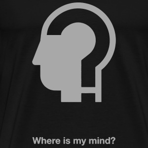 Where is my mind? - Men's Premium T-Shirt