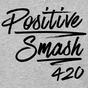 Positivesmash.png T-Shirts - Baseball T-Shirt