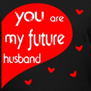 future husband T-Shirts - Women's T-Shirt