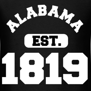 ALABAMA PRIDE 1.png T-Shirts - Men's T-Shirt