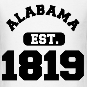 ALABAMA PRIDE 2.png T-Shirts - Men's T-Shirt