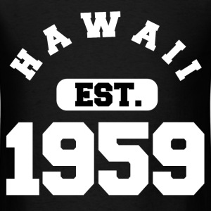 HAWAII PRIDE 2.png T-Shirts - Men's T-Shirt