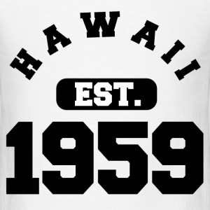 HAWAII PRIDE 1.png T-Shirts - Men's T-Shirt