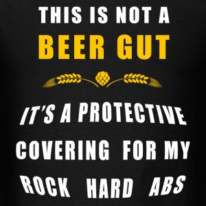 Beer - This Is Not A Beer Gut T-Shirts - Men's T-Shirt