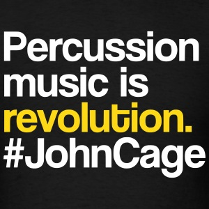 #JohnCage T-Shirt (Men) - Men's T-Shirt