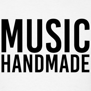 Music handmade T-Shirt (Men) - Men's T-Shirt