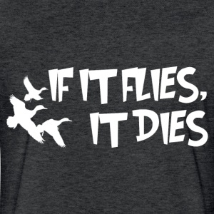 FLY AND DIE T-Shirts - Fitted Cotton/Poly T-Shirt by Next Level