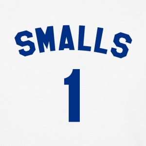 The Sandlot - Smalls Jersey T-Shirts - Baseball T-Shirt