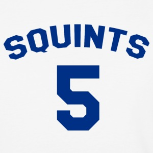 The Sandlot - Squints Jersey T-Shirts - Baseball T-Shirt