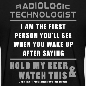 Rad Tech - Hold My Beer And Watch This T-Shirts - Women's T-Shirt