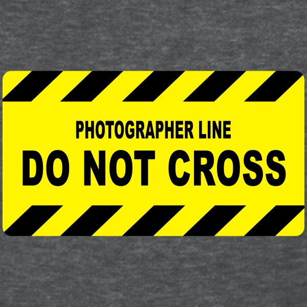 photographer line T-Shirts - Women's T-Shirt