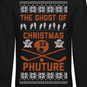 Ghost of Christmas Phuture Long Sleeve Shirts - Crewneck Sweatshirt