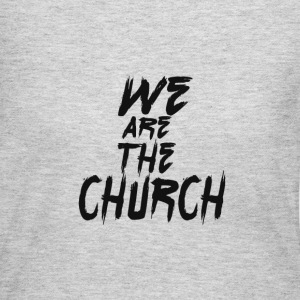 We Are the Church Women's Long Sleeve - Women's Long Sleeve Jersey T-Shirt