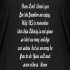 prayer for freedom - Women's Flowy T-Shirt