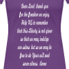 prayer for freedom - Women's Premium T-Shirt