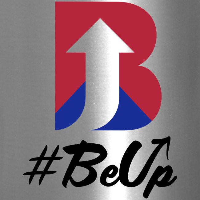 #BeUp Travel Mug