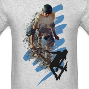 Men's Skateboarder Tee - Men's T-Shirt