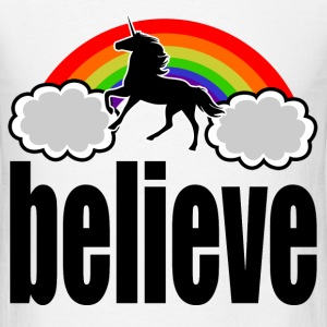 believe323.png T-Shirts - Men's T-Shirt