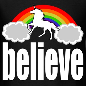 believeee273812.png T-Shirts - Men's T-Shirt