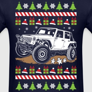 jeep wrangler ugly T-Shirts - Men's T-Shirt