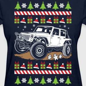 jeep wrangler ugly T-Shirts - Women's T-Shirt