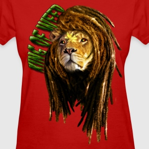Lion weed - Women's T-Shirt