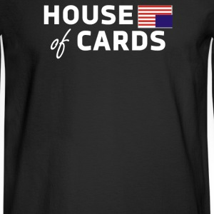 House Of Cards Tv Show - Men's Long Sleeve T-Shirt