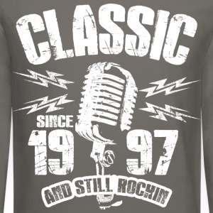 Classic Since 1997 Long Sleeve Shirts - Crewneck Sweatshirt