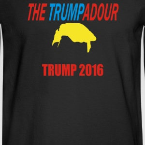 Donald Trump Large - Men's Long Sleeve T-Shirt