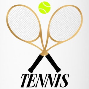 Tennis Mugs & Drinkware - Travel Mug