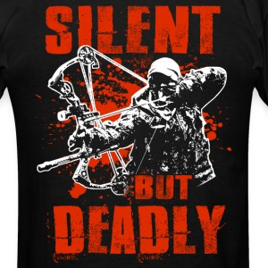 Bowhunting - Silent But Deadly T-Shirts - Men's T-Shirt