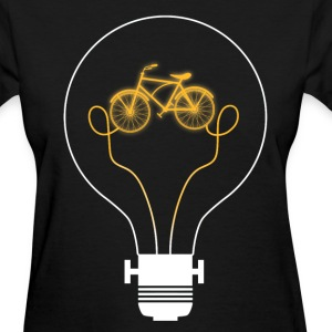 Bicycle - Women's T-Shirt