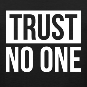 TRUST NO ONE Sportswear - Men's Premium Tank