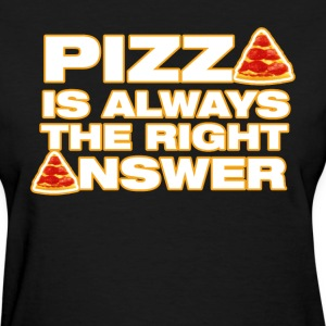 Pizza. T-Shirts - Women's T-Shirt