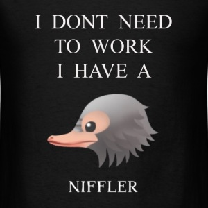 Fantastic Beasts Niffler - Men's T-Shirt