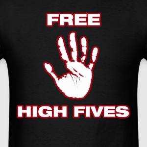 Free High Fives - Men's T-Shirt