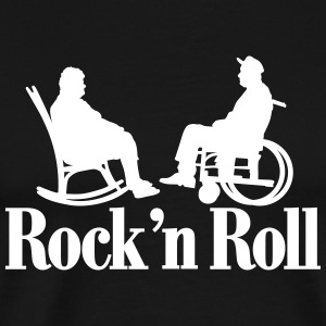Rock 'n roll 1clr T-Shirts - Men's Premium T-Shirt